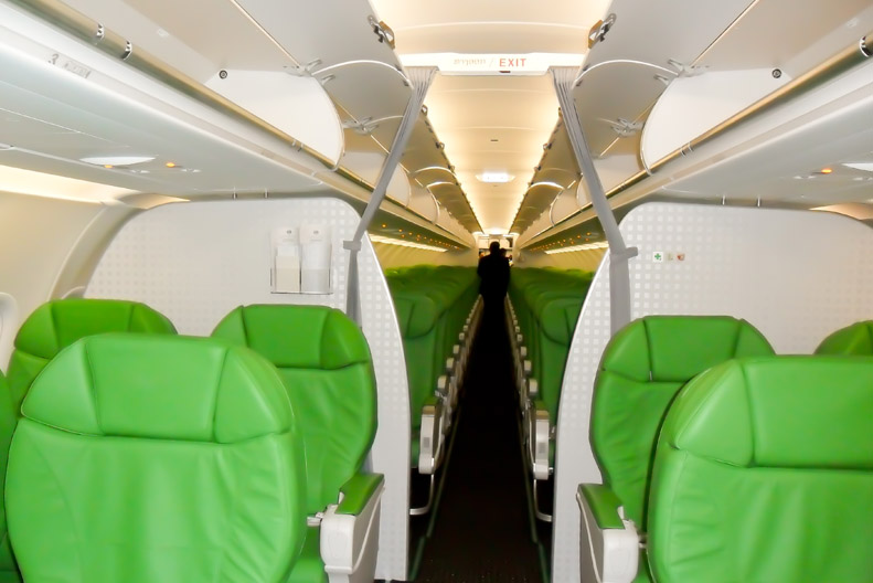 The Worlds Most Hideous Aircraft Interiors