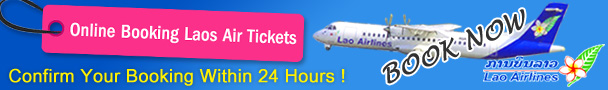 Cheap Lao Airlines Tickets.